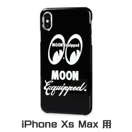 ムーンアイズ(MOONEYES) iPhoneXs Max ケース MOON Equipped