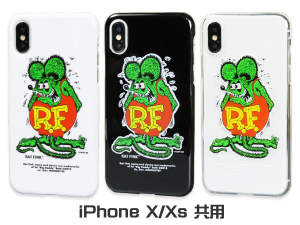 ラットフィンク(RAT FINK) iPhoneX/Xs ケース スタンド