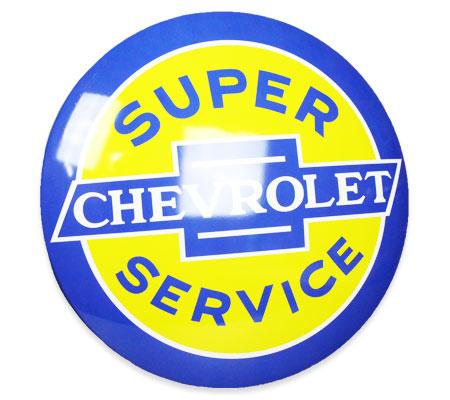 シボレー(CHEVROLET) ドームサイン