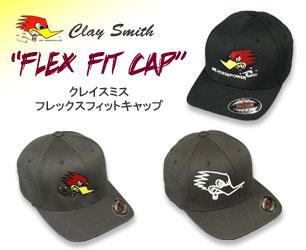 FLEXFITのクレイスミスキャップ!被り心地イイです♪ クレイスミス キャップ 帽子のバナー