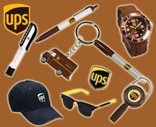 UPSグッズのバナー