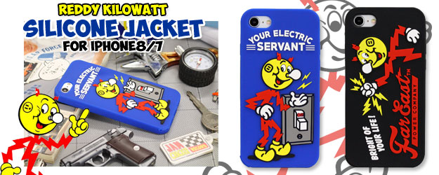 レディ・キロワット iphoneケースのバナー
