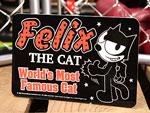 フィリックス・ザ・キャット ステッカー FELIX THE CAT GOOD