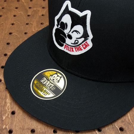 フィリックス・ザ・キャット(FELIX THE CAT) ベースボールキャップ(帽子) GOOD2
