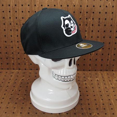 フィリックス・ザ・キャット(FELIX THE CAT) ベースボールキャップ(帽子) GOODの着用例
