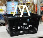 マーキュリー バスケット MERCURY ブラック