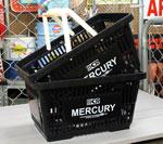 マーキュリー バスケット MERCURY ブラック 2個セット
