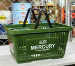 マーキュリー バスケット MERCURY カーキ