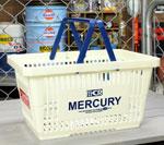 マーキュリー バスケット MERCURY ホワイト