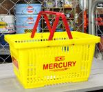 マーキュリー バスケット MERCURY イエロー