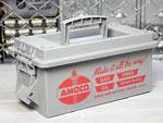 収納ボックス ツールボックス 工具箱 ミリタリー アーモカン アメリカン アモコ(AMOCO)