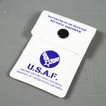 携帯灰皿 US AIR FORCE