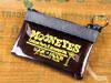 ムーンアイズ コインケース(ポーチ) MOONEYES キーリング付き スモーキーグレー