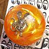 ラットフィンクカラーシフトノブ/オレンジ