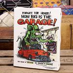 ラットフィンク ポスター キャンバスパネル Rat Fink GARAGE サイズS