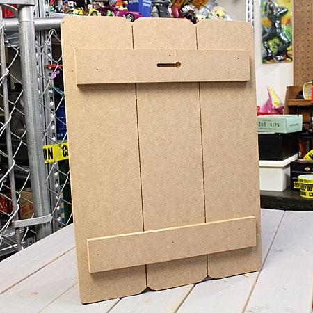 ラットフィンクポスターサインボードアンティーク調木製RatFinkの裏面