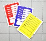 ディーラーサプライステッカー Dealer Supply Window Sticker