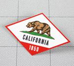 トラベルステッカー California