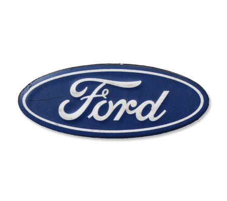 フォード エンボスメタルマグネット