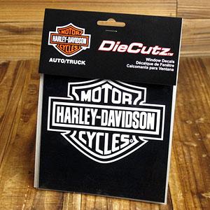 ステッカー ハーレーダビッドソン/Die Cutz/転写式1