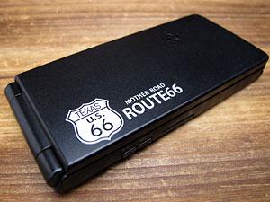 ルート66(ROUTE66)転写ステッカーの使用例