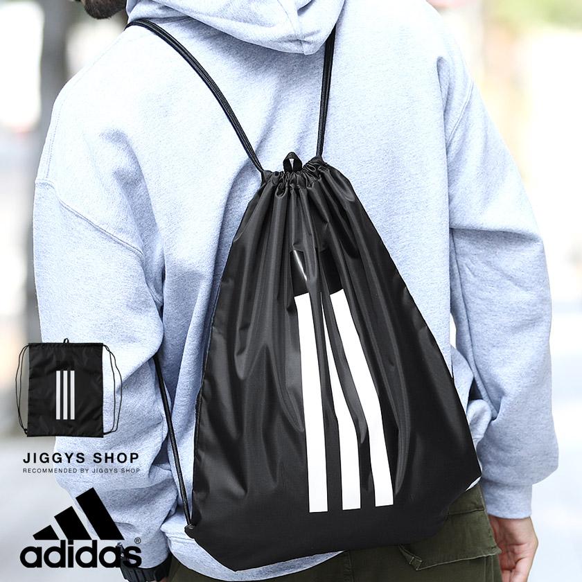 adidas(アディダス) 3ストライプスジムバッグ GVN21