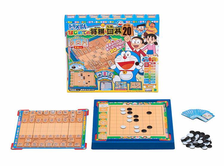 EPT-03802 ドラえもん はじめての将棋&九路囲碁ゲーム20
