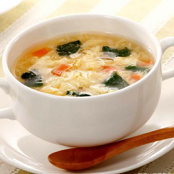 葉酸たまごスープ 10食入