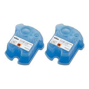 ブラウン アルコール洗浄システム専用洗浄液カートリッジ【2個入】 CCR2CR