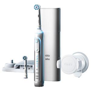 ブラウン|電動歯ブラシ(ホワイト)|D7015256XC-TWH
