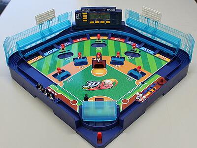 野球盤モンスターコントロール(エポック社)のレ …
