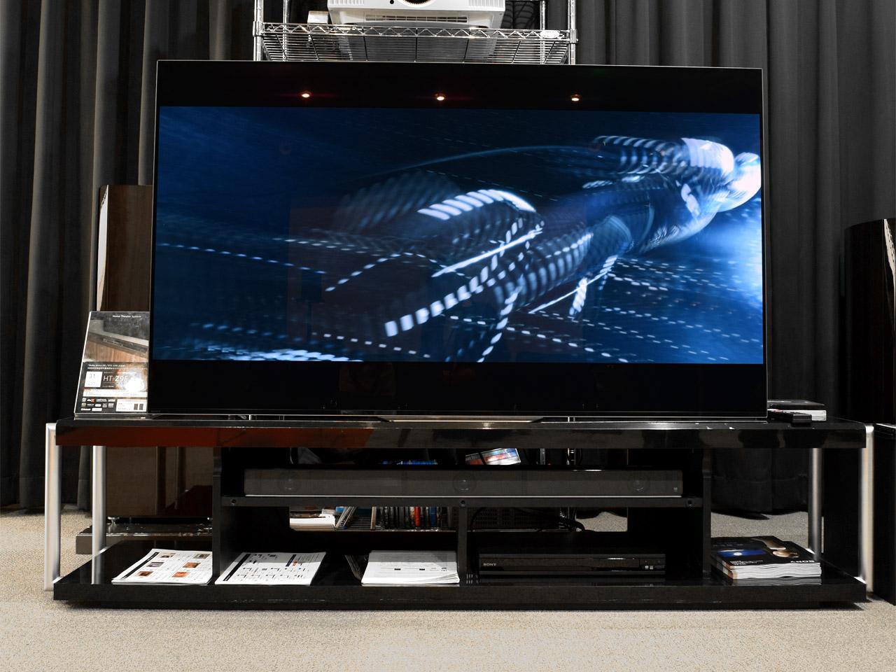 ソニー 有機ELパネル 4K対応・Android TV 機能搭載『BRAVIA』A8Fシリーズ