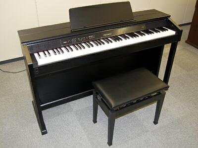 試用レポート: カシオ 電子ピアノ 「セルヴィアーノ」 AP450