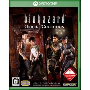 カプコン|【Xbox One】バイオハザード オリジンズコレクション|JES1-00411バイオハザード