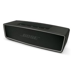 ボーズ|サウンドリンク ミニ Bluetooth スピーカーII(カーボン)|SLINKMINI2CBN