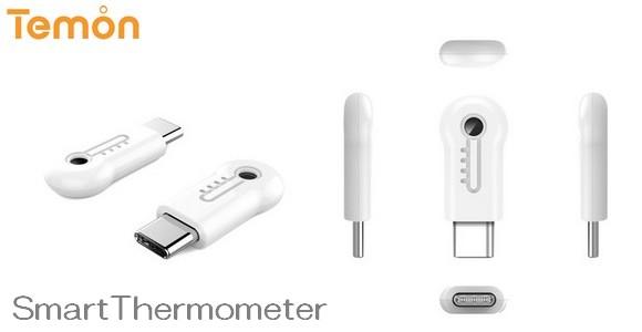 Temon スマートサーモメーター(SmartThermometer)