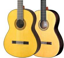 クラシックギター スプルース