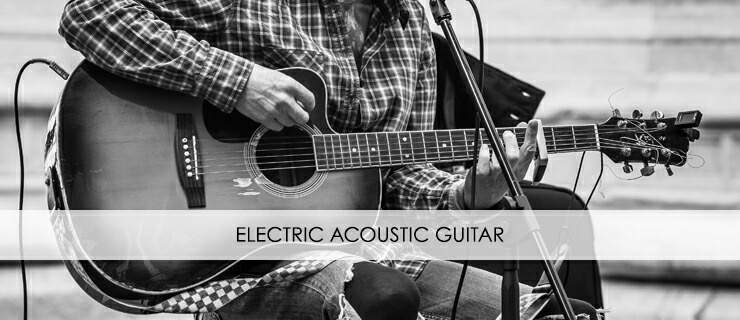 エレクトリック・アコースティックギター (エレアコ)
