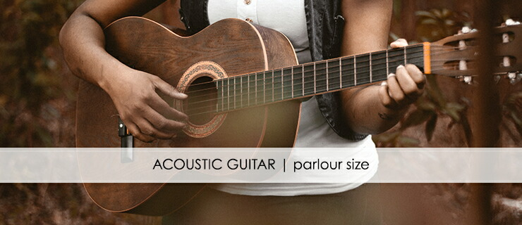 アコースティックギター パーラーサイズ