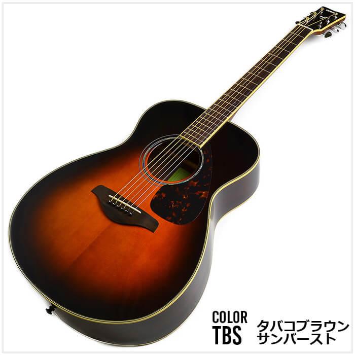 ヤマハ FS830 タバコブラウンサンバースト1