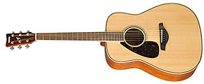 左利き用 アコースティックギター
