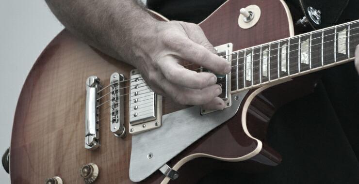 エレキギター レスポール タイプ