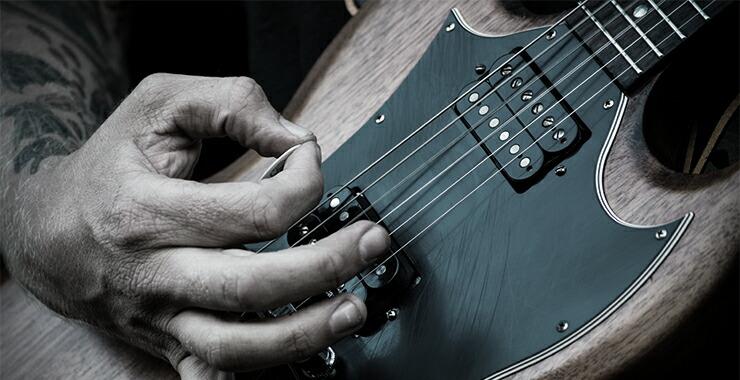 エレキギター SG タイプ