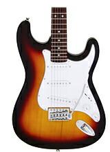 エレキギター ストラト タイプ