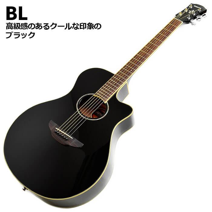 ヤマハ APX600 BK