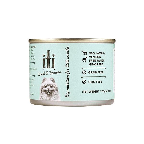 [イティ]ラム&ベニソン ドッグ缶フード