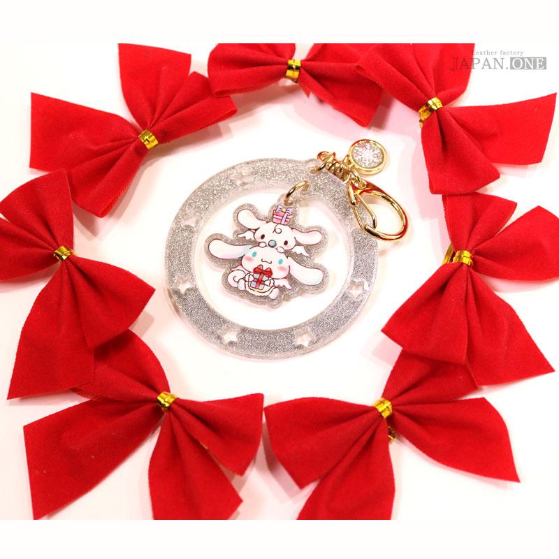 【メール便可】SANRIO,クリスマス,ツリー,飾り付け,サンリオ,日本製,ハンドメイド