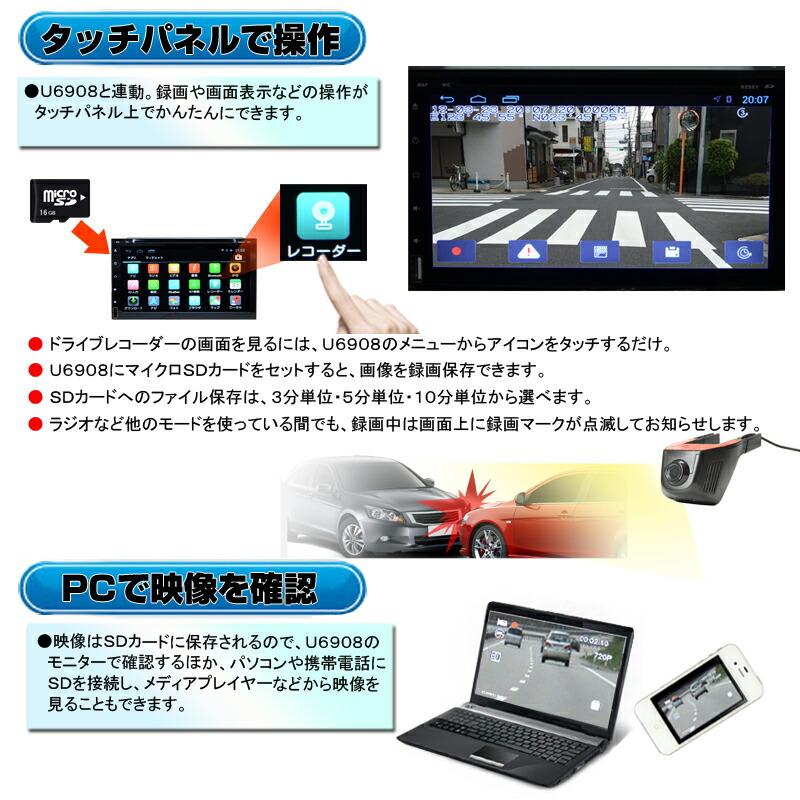 【楽天市場】アンドロイド Android 最小7インチタッチパネル ...
