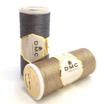 ディアモントDMCメタリック刺繍糸