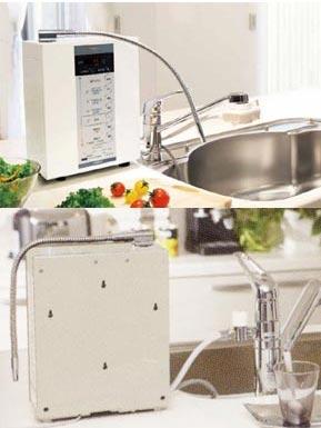 トレビFW-507はキッチン環境に合わせて取り付けできます。
